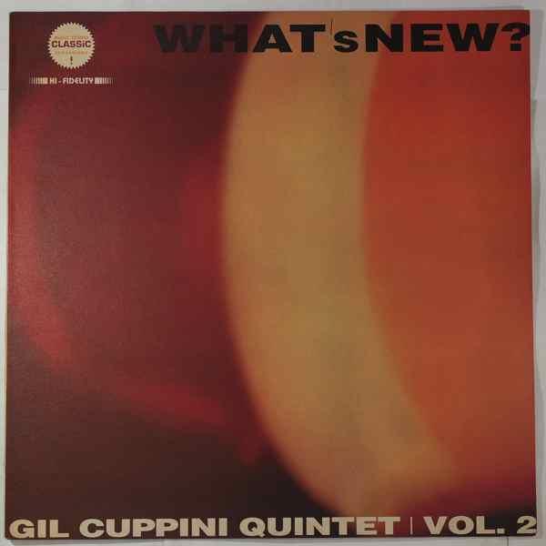 GIL CUPPINI QUINTET - What's New? Vol. 2 - LP