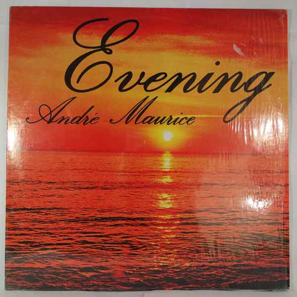 ANDRE MAURICE - Evening - LP