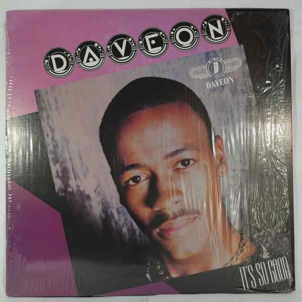 DAVEON - It's so good - LP
