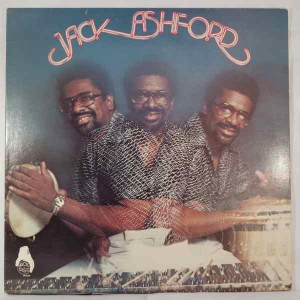 JACK ASHFORD - Hotel Sheet - LP
