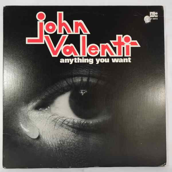 JOHN VALENTI - Anything you want - LP