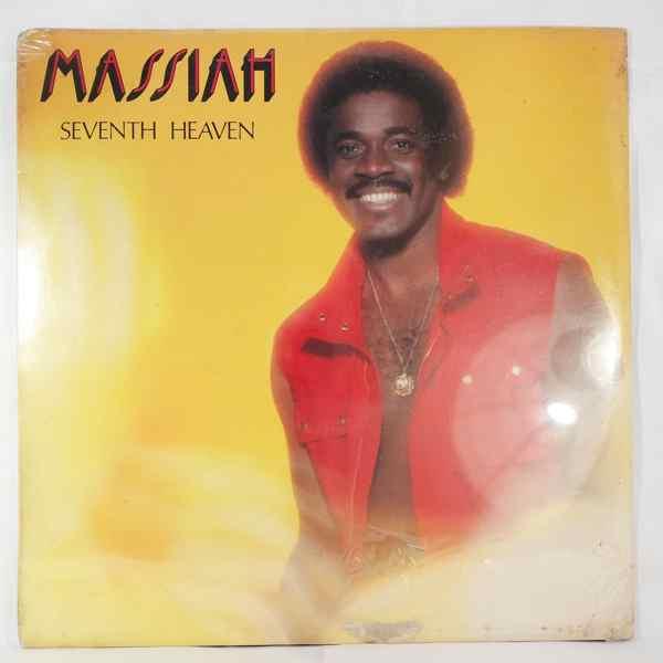 MAURICE MASSIAH - Seventh heaven - 33T