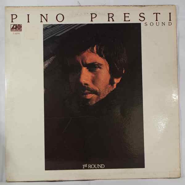 PINO PRESTI - 1st round - LP