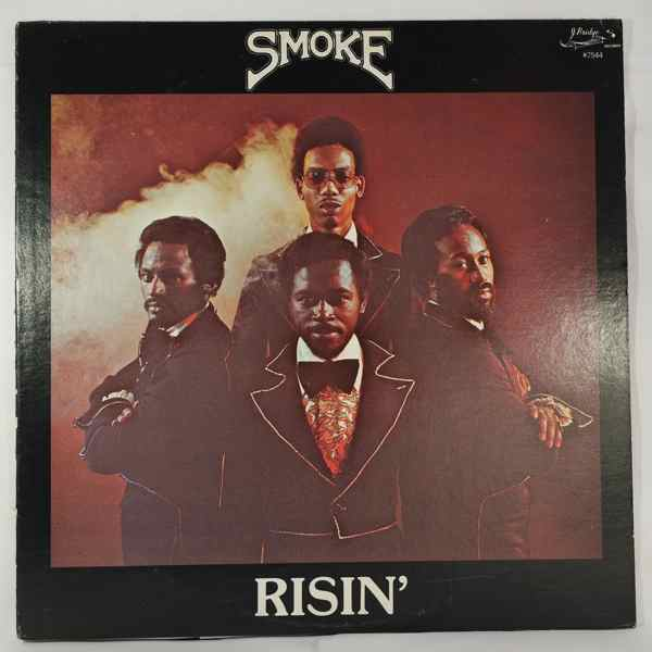 SMOKE - Risin' - LP