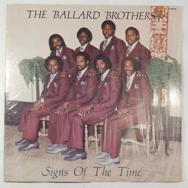 THE BALLARD BROTHERS - Signs of the times - LP
