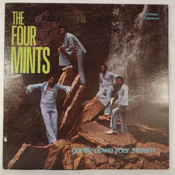 THE FOUR MINTS - Gently down your stream - LP