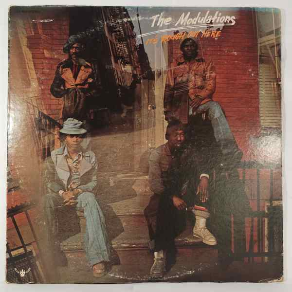 THE MODULATIONS - It's rough out here - LP