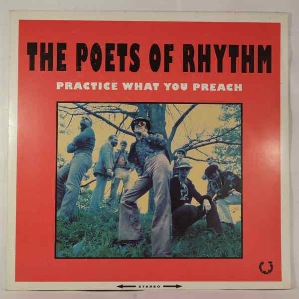 THE POETS OF RHYTHM - Practice What You Preach - LP