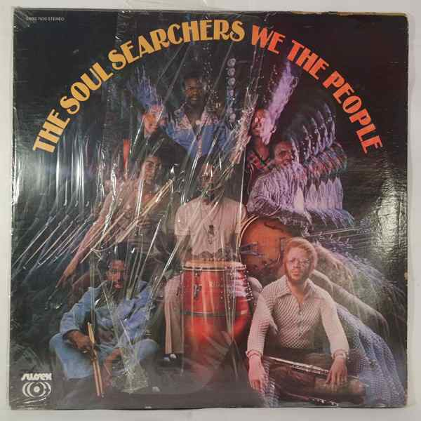 THE SOUL SEARCHERS - We the people - LP