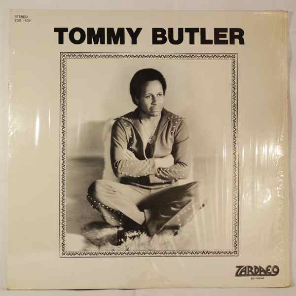 TOMMY BUTLER - Same - LP
