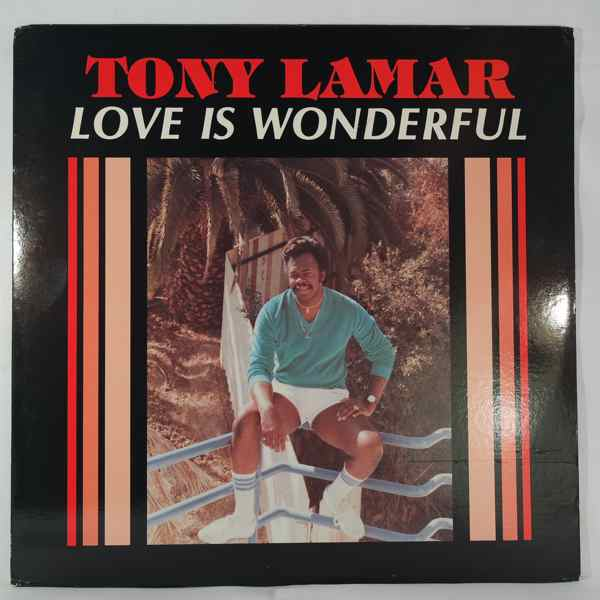 Tony Lamar Love is wonderful