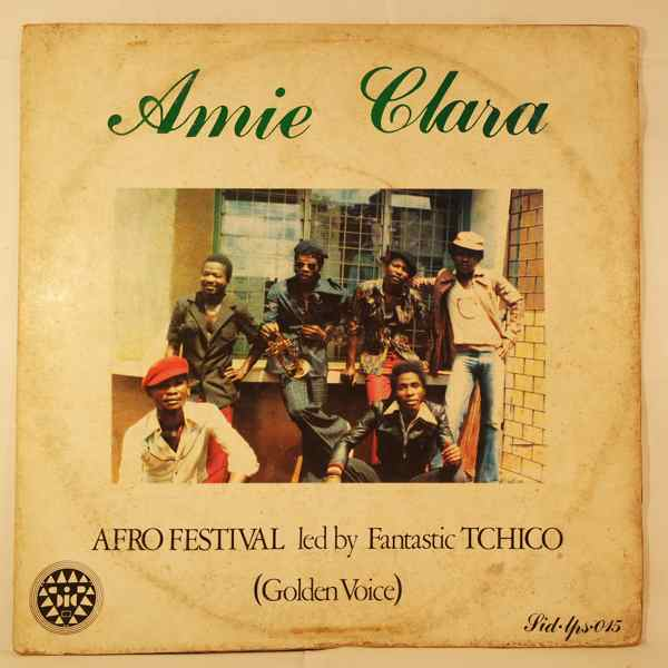 Afro Festival led by Fantastic Chico Amie clara