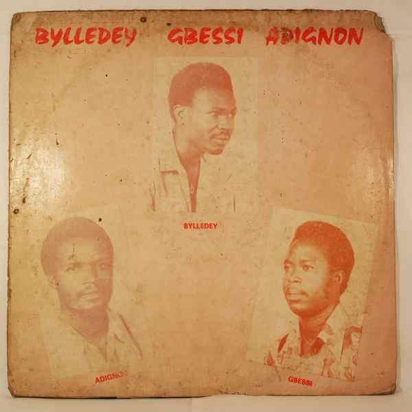 BYLLEDEY GBESSI ADIGNON - Same - LP