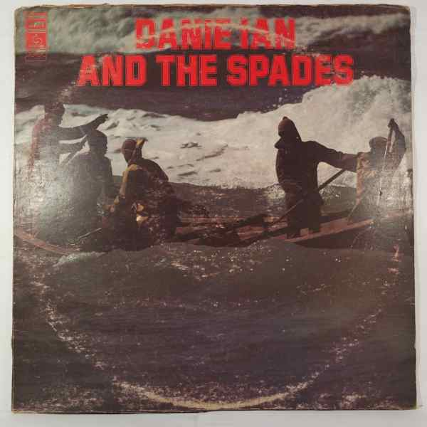 Danie Ian and the Spades Same