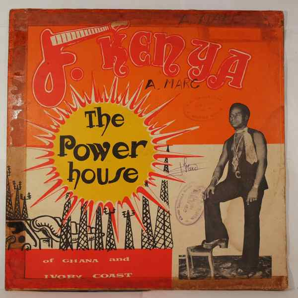 F. KENYA - The Power House - LP