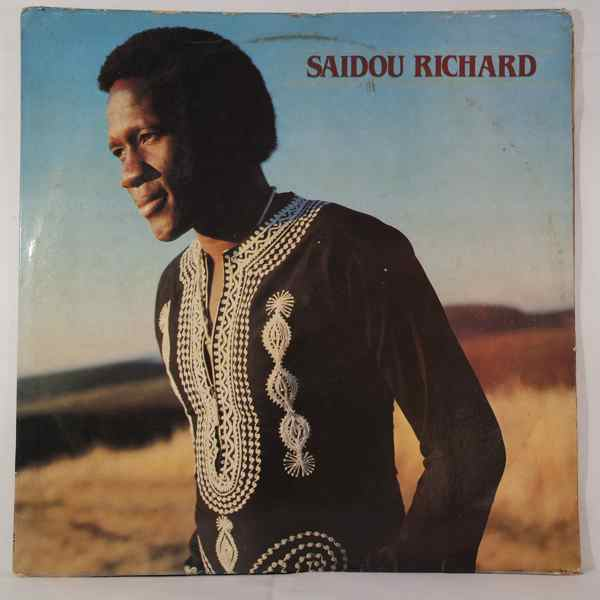 SAIDOU RICHARD - Same - LP