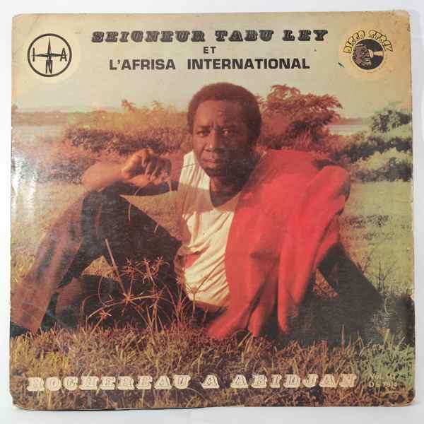 Seigneur Tabu Ley Rochereau et l'Afrisa Internatio A Abidjan Vol. 3