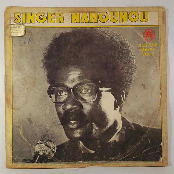 Singer Nahounou Vol.2