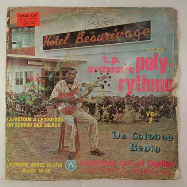 T.P. Orchestre Poly Rythmo de Cotonou Vol. 7