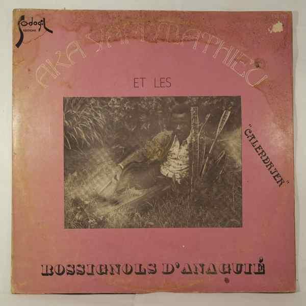 AKA YAPI MATHIEU ET LES ROSSIGNOLS - Calendrier - LP