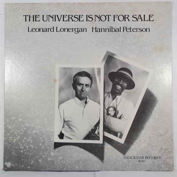 Leonard Lonergan Hannibal Peterson The Universe Is Not For Sale