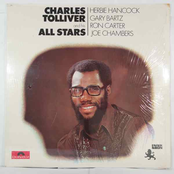 CHARLES TOLLIVER AND HIS ALL STARS - Same - LP