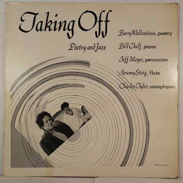 BARRY WALLENSTEIN - Taking Off - LP