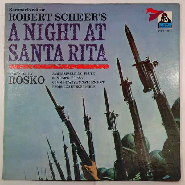ROSKO - A Night At Santa Rita - LP