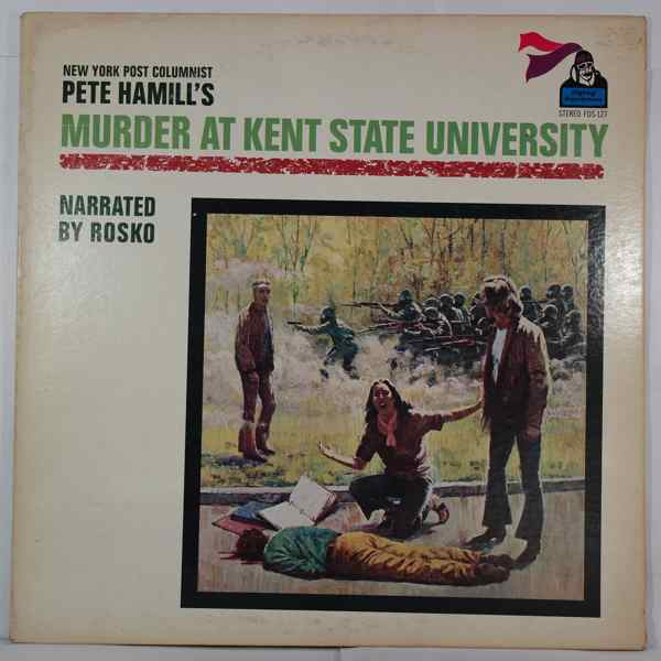 ROSKO - Murder At Kent State University - LP