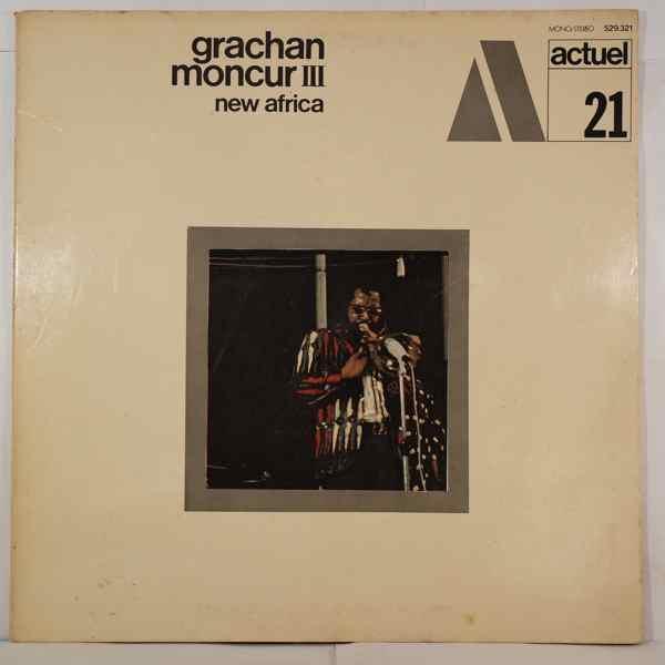 Grachan Moncur III New Africa