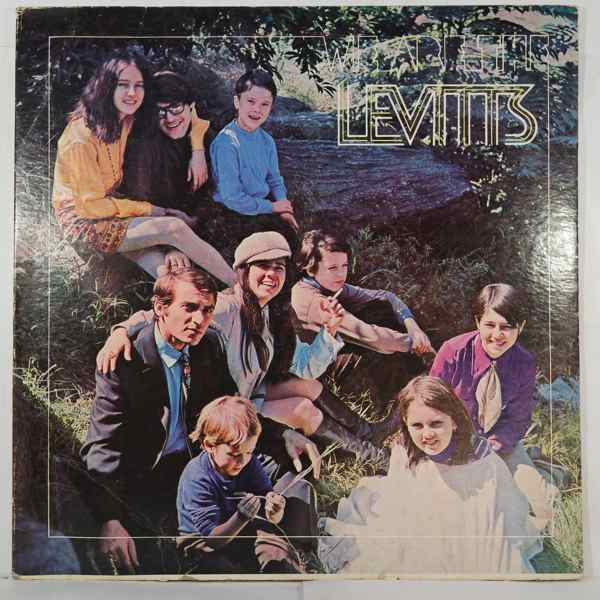 THE LEVITTS - We Are The Levitts - LP x 2