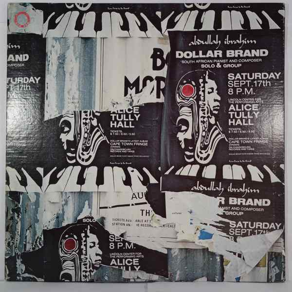 DOLLAR BRAND - The Journey - LP