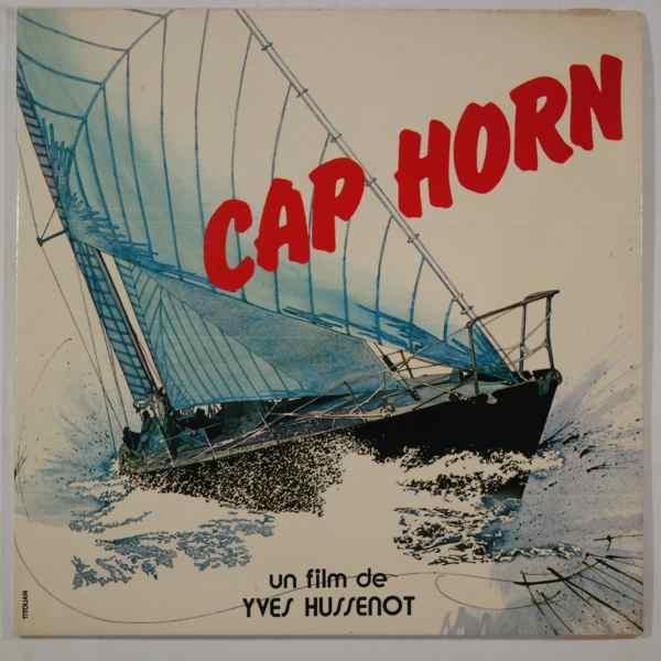 CLEMENT GOURAND - Cap horn OST - 45T (SP 2 titres)
