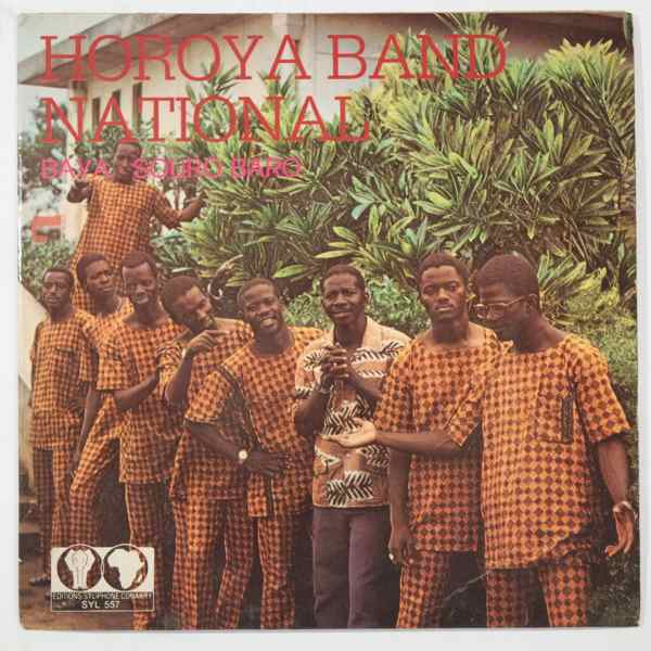 Horoya Band National Baya / Souro baro