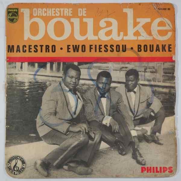 Orchestre de Bouake Macestro