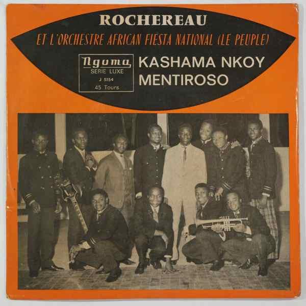Rochereau et l'Orchestre African Fiesta Mentiroso