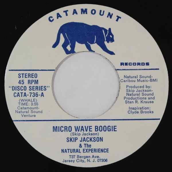 Skip Jackson Microwave Boogie