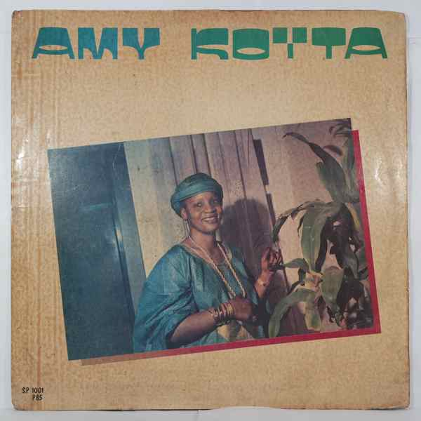 AMY KOITA - Same - LP