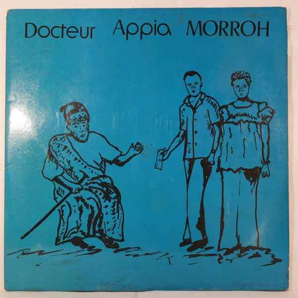 DOCTEUR APPIA MORROH - Same - LP