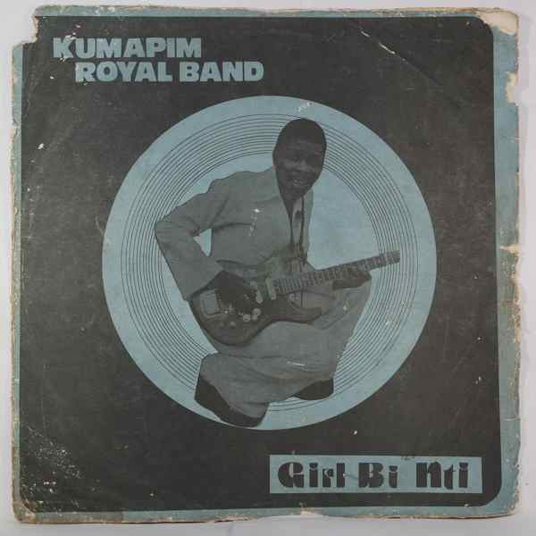 KUMAPIM ROYALS BAND - Girl bi nti - LP