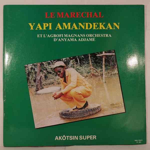 Le Marechal Yapi Amandekan Akotsin super