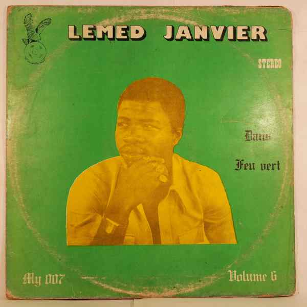 Lemed Janvier & Les Volcans Du Benin Dans Feu Vert Vol. 6