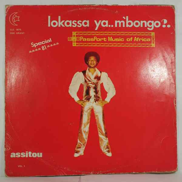 Lokassa Ya Mbongo Assitou Vol. 1