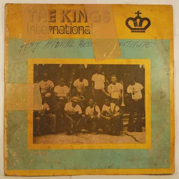 THE KINGS INTERNATIONAL BAND - Same - LP