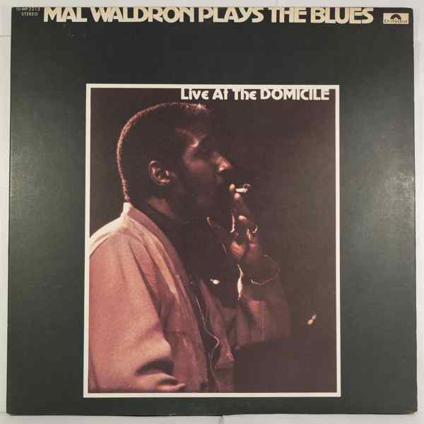 MAL WALDRON - Plays The Blues - LP