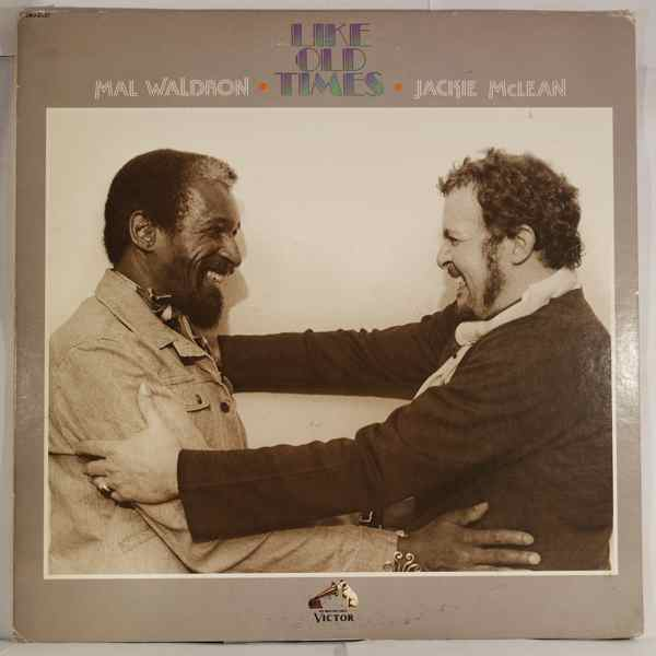 MAL WALDRON JACKIE MCLEAN - Like Old Times - LP