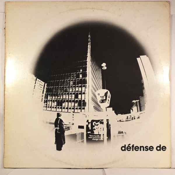 BIRGE GORGE SHIROC - Defense De - LP