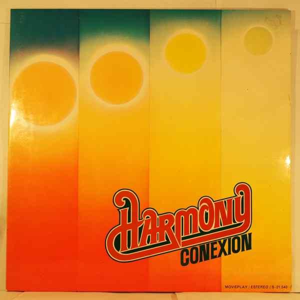 CONEXION - Harmony - LP