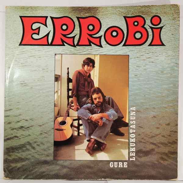 ERROBI - Gure Lekukotasuna - LP