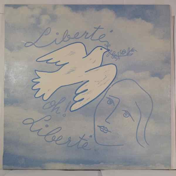 LUCIEN WAGNER - Liberte, oh! Liberte - LP